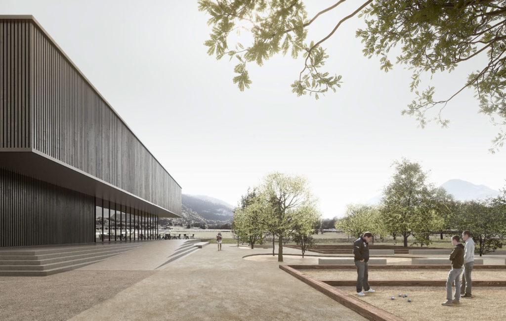 Broc – Centre sportif