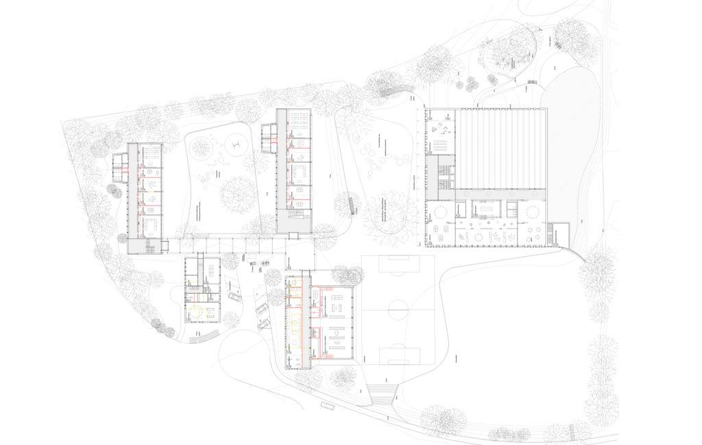 Bern, Gesamtsanierung und Erweiterung Volksschule Stöckacker