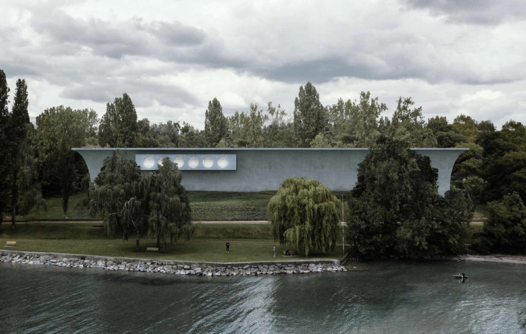 St. Sulpice, nouvelle usine de production d'eau potable